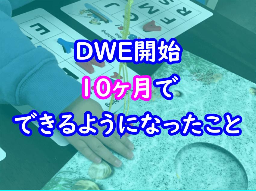 DWE 体験